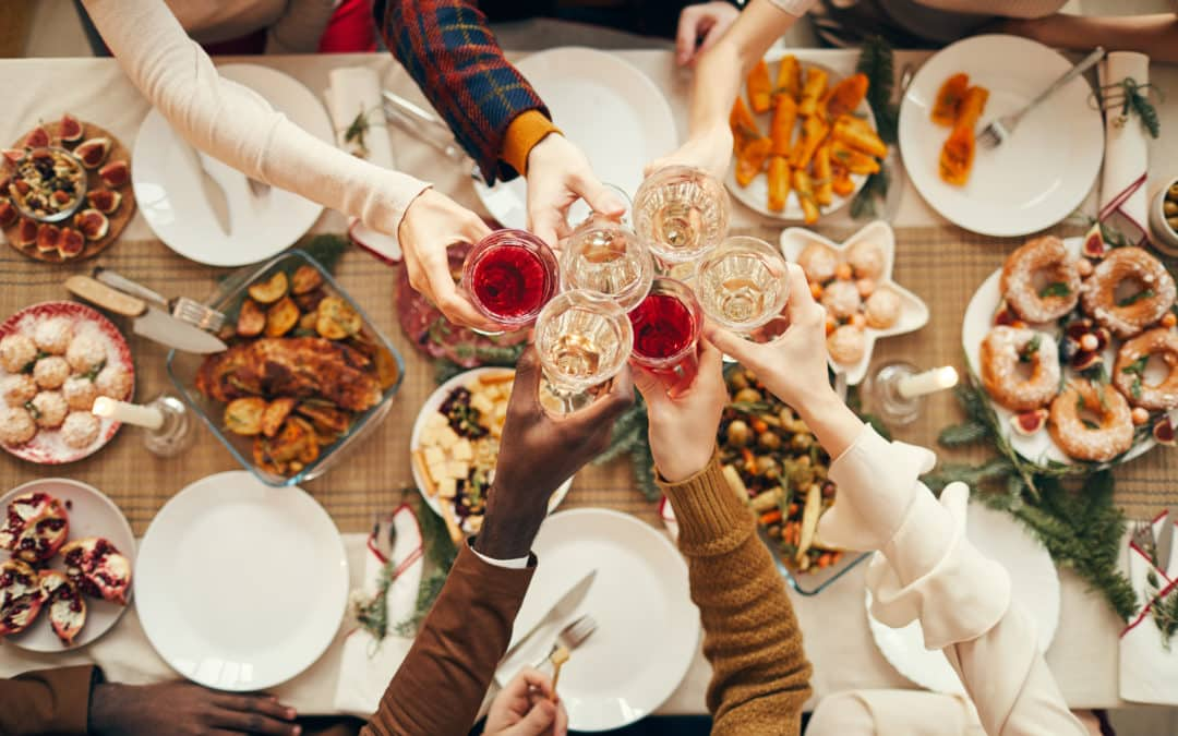 How to Navigate Social Events When You're KETO